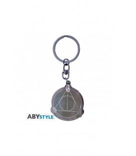 "HP - KEYRING/PORTACHIAVI ""THE DEATHLY HALLOWS"""