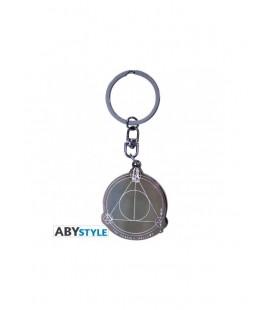 """Portachiavi """"Doni della Morte"""" - Harry Potter - 4,7 x 4 cm - Keychain by Abystyle"""