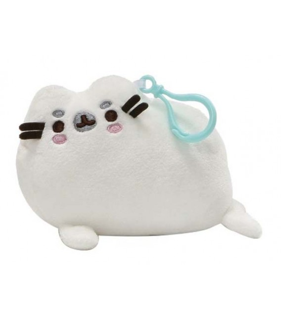 "PUSHEEN THE CAT - PELUCHE ""MINI WHITE SEAL/MINI FOCA BIANCA 15 CM"""