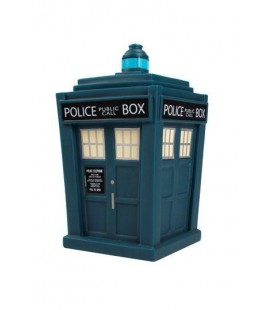 """DOCTOR WHO - ACTION FIGURE """"POLICE BOX PUBLIC CALL - 13 CM """""""