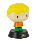 "DC COMICS - MINI LAMP/LAMPADA ""AQUAMAN"""