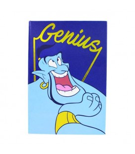 "DISNEY - NOTEBOOK ""GENIO/GENIE"""