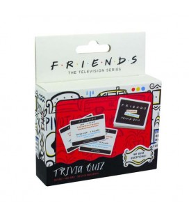 "FRIENDS - PLAYING CARD/CARTE DA GIOCO ""TRIVA QUIZ"""