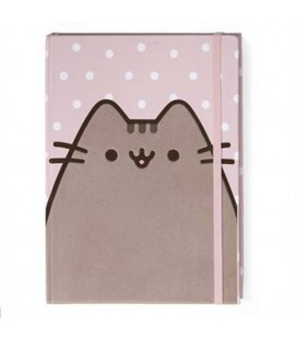 "PUSHEEN THE CAT - GADGET ""NOTEBOOK QUADERNO 80 PAGINE 15X21 CM"""
