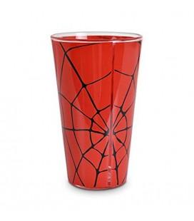 """MARVEL - SPIDERMAN GLASS/BICCHIERE 400ML """"SPIDERMAN"""""""