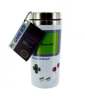 "NINTENDO - TRAVEL MUG/TAZZA DA VIAGGIO 450 ML ""GAMEBOY"""