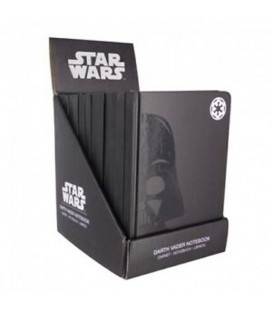 "STAR WARS - NOTEBOOK / QUADERNO - 15X21X2 CM - 200 PG""DARTH VADER""STAR WARS - NOTEBOOK / QUADERNO - 15X21X2 CM - 200 PG"