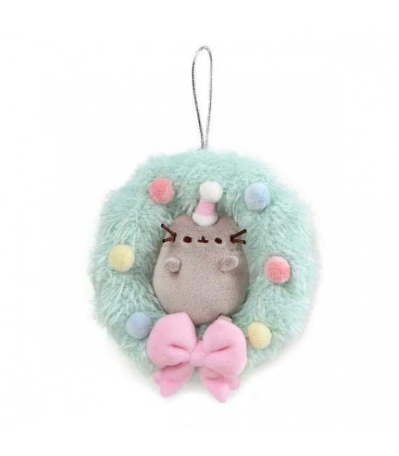 "PUSHEEN THE CAT MINI - ""CHRISTMAS DECORATION/DECORAZIONE NATALIZIA 11 CM"""
