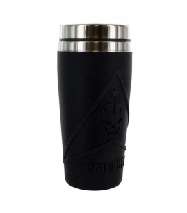 "CALL OF DUTY - TRAVEL MUG/TAZZA DA VIAGGIO ""SKULL"""