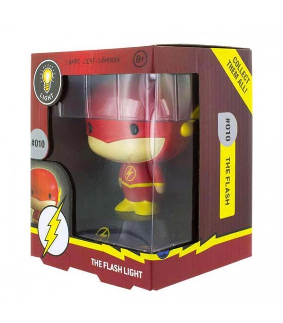 "DC COMICS - MINI LAMP/LAMPADA ""FLASH"""