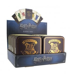 "HARRY POTTER - PLAYING CARD/CARTE DA GIOCO ""HOGWARTS"""