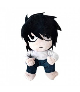 "Plush Figure - Peluche di ""L"" da Death Note"