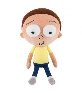 "RICK AND MORTY- PLUSH/PUPAZZO ""MORTY 41CM"""