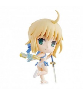 "FATE GRAND ORDER - ACTION FIGURE ""ARTORIA PENDRAGON KYUN"" - 10 CM"