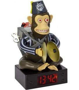 CALL OF DUTY - ALARM CLOCK - SVEGLIA MONKEY BOMB - USB OR BATTERY 18 CM