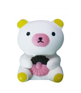 Soft squishy orsetto bianco - Pidak Shop