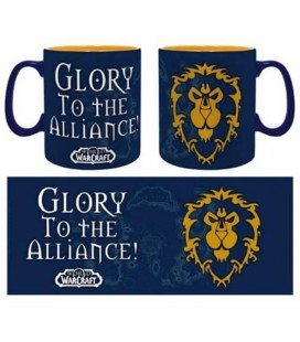 "WORLD OF WARCRAFT - MUG/TAZZA KING SIZE 460ML ""ALLIANCE"""