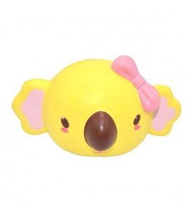 Soft Squishy Koala giallo - Pidak Shop