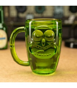 "RICK & MORTY - BOCCALE/TANKARD ""PICKLE RICK"""
