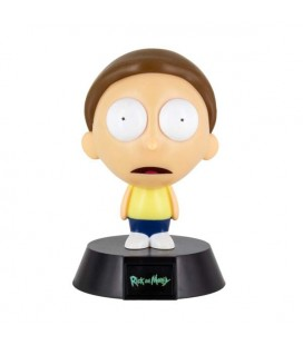 "RICK E MORTY - LIGHT / LAMPADA ""MORTY"""