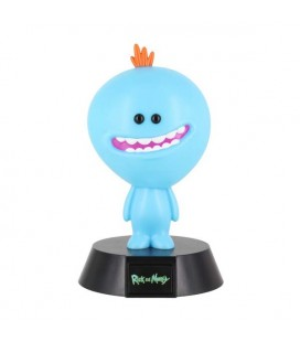 "RICK E MORTY - LIGHT / LAMPADA ""MR.MEESEEKS"""