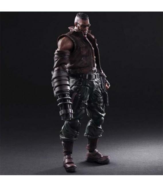 Final Fantasy VII Remake - Square Enix - Play Arts Kai - Action Figure - Barret Wallace - PVC - 29 Cm