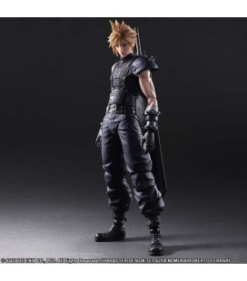 Final Fantasy VII Remake - Square Enix - Play Arts Kai - Action Figure - Cloud Strife - PVC - 30 CM