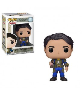 "FALLOUT - POP! ""VAULT DWELLER (MALE)"""