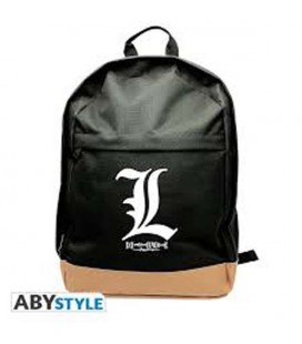 Death Note - Abystyle - Backpack - Zaino - L Kira - Ufficiale - 18 Lt
