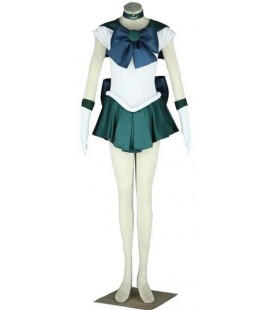 "PIDAK SHOP - COSPLAY ""MARINARETTA/SAILOR VERDE"" TAGLIA XL"