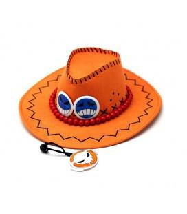 Pidak Shop - Accessori Cosplay - Cappello del pirata di fuoco - con laccio regolabile