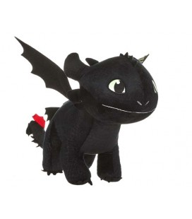 "HOW TRAIN YOUR DRAGON - PELUCHE/PLUSH ""TOOTHLESS"""