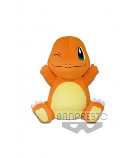 "POKEMON - PLUSH/PUPAZZO "" CHARMANDER - A"" 33CM"