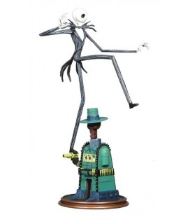 "THE NIGHTMARE BEFORE CHRISTMAS - ACTION FIGURE ""OOGIE'S LAIR JACK"""