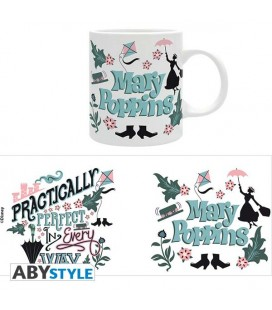 "DISNEY - MUG/TAZZA 320ML - ""MARY POPPINS"""