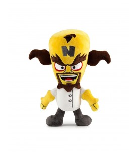 "CRASH BANDICOOT - PELUCHE ""DR. NEO CORTEX"""