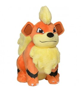 "POKEMON -PLUSH/PELUCHE ""GROWLITHE 20CM"""