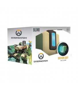 Overwatch - Paladone - Bastion Light - Lampada Usb - Led 12 Cm