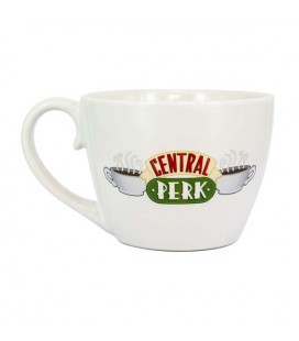 CENTRAL PERK CAPPUCCINO MUG / TAZZA FRIENDS 300 ML UFFICIALE OFFICIAL