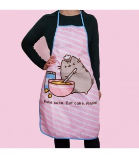 PUSHEEN THE CAT - GREMBIULE / APRON - ONE SIZE / TAGLIA UNICA - 100% COTTON