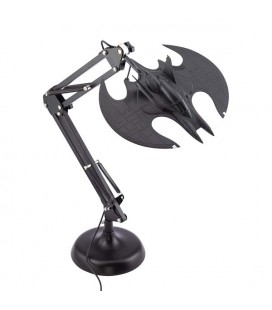 "DC COMICS - POSABLE DESK LAMP / LAMPADA DA TAVOLO - 60 CM ""BATWING"""