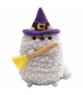 PUSHEEN THE CAT - STORMY HALLOWEEN SMALL WITCH PLUSH