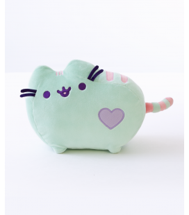 PUSHEEN THE CAT - PUSHEEN PLUSH/PELUCHE GREEN/VERDE 17CM