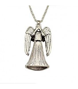 Collana Wheeping angel - di Pidak Shop