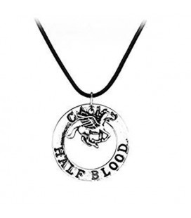 "PIDAK SHOP - NECKLACE/COLLANA ""MEZZOSANGUE/HALF BLOOD"""