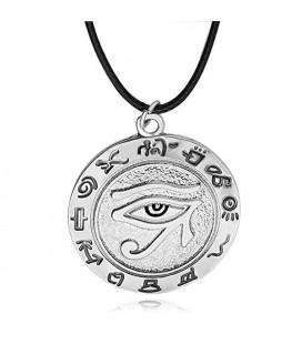 Collana dell'occhio egizio di Horo - Pidak Shop