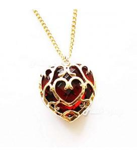 PIDAK SHOP - OCARINA CUORE ROSSO/OCARINA RED HEART