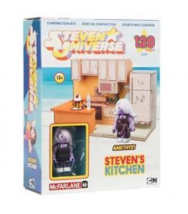 "STEVEN UNIVERSE - ACTION TOYS ""AMETHYST STEVEN'S KITCHEN"""