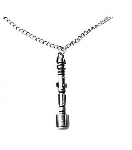 "PIDAK SHOP - NECKLACE/COLLANA ""CACCIAVITE ALIENO/ALIEN SCREWDRIVER"" 4CM"