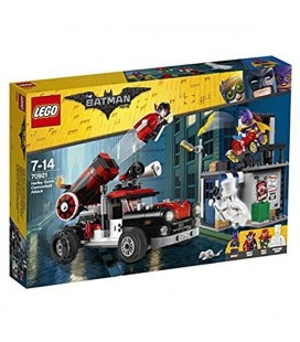LEGO BATMAN THE MOVIE - CANNONE DI HARLEY QUINN - 70921